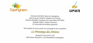 invitation capinghem