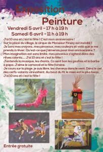 2 Exposition Peinture expo